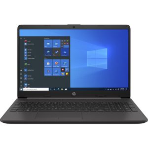 """Specification Basic Information Processor Intel Core i3-1005G1 Processor (4M Cache, 1.20 GHz up to 3.40 GHz) Display 15.6"""" diagonal, HD (1366 x 768), narrow bezel, anti-glare, 250 nits, 45% NTSC Memory 4GB DDR4 3200MHz SDRAM Storage 1TB 5400 rpm SATA HDD Graphics Intel UHD Graphics Operating System Windows 10 Home Battery HP Long Life 3-cell, 41 Wh Li-ion Battery Adapter HP Smart 65 W EM External AC power adapter Audio Stereo speakers, integrated digital microphone Input Devices Keyboard Full-size keyboard with numeric keypad Optical Drive N/A WebCam 720p HD camera Card Reader 1 x multi-format digital media reader Network & Wireless Connectivity LAN 1 x RJ-45 Wi-Fi Intel Wi-Fi 6 AX200 802.11ax (2x2) Wi-Fi Bluetooth Bluetooth 5 Ports, Connectors & Slots USB (s) 2 x Super Speed USB Type-A 5Gbps signaling rate; 1 x SuperSpeed USB Type-C 5Gbps signaling rate; HDMI 1 x HDMI 1.4b Audio Jack Combo 1 x headphone/microphone combo Extra RAM Slot Yes (total max 32gb) Extra M.2 Slot Yes Supported SSD Type NVMe Physical Specification Dimensions (W x D x H) 35.8 x 24.2 x 1.99 cm Weight Starting at 1.74 kg Color(s) Black Warranty Manufacturing Warranty 02 Years International Limited Warranty (Terms & condition Apply As Per HP)"""