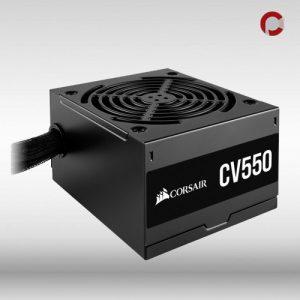 Corsair CV550 550Watt 80 Plus Bronze Certified Power Supply