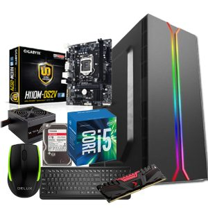 Exclusive Gigabyte GA-H110M -Intel 6th Gen Core i5-6500 PC