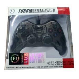 TurBro N1-320 USB Gamepad Vibration USB Game Controller