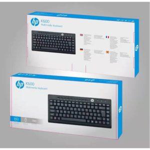 H P K600 Multimedia Keyboard