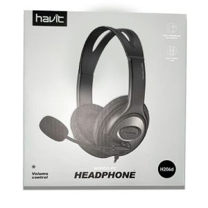 HAVIT H206D 3.5MM WIRED HEADPHONE
