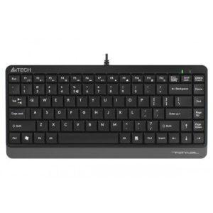 A4TECH FK11 USB Mini Keyboard With Bangla Black