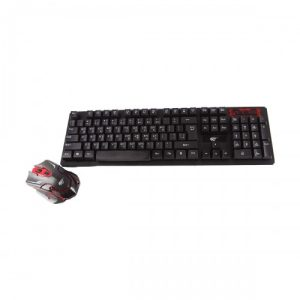 Havit KB-585GCM Wireless Gaming Keyboard and Mouse Combo