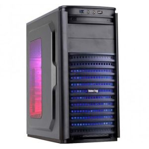 Value Top VT-126 ATX Casing Model- Value Top VT-126, Case Type- Gamming, Supported Mainboard Type- ATX-15 Real, Power Supply- 200WT, USB port- 1 x USB3.0, Cooling Fan- 1 x12CM 9Fins Led Fans, Others- Acrylic Side Panel, Color- Regular, Advanced design of direct-blowing cooling, Full range shock-proof design, can drop the temperature of the housing with instant effect.