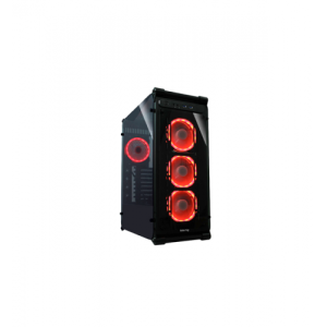 VALUE TOP VT G03-R ATX TEMPERED GLASS FULL TOWER LED CASING