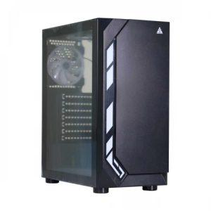 Golden Field 1098B Mid Tower Black Gaming Desktop Casing # 1098B